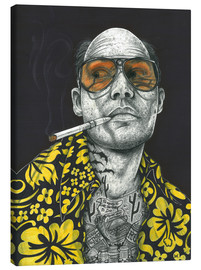 Canvas print  Fear and Loathing - Inked Ikons
