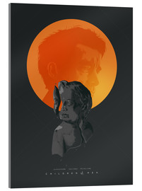 Acrylic print  Children of Men - Fourteenlab