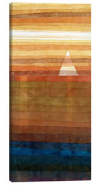 Canvas print  Lonely - Paul Klee