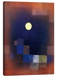 Canvas print  Moonrise - Paul Klee