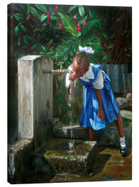 Canvas print  standpipe - Jonathan Guy-Gladding