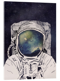 Acrylic print  Dreaming of Space - Tracie Andrews