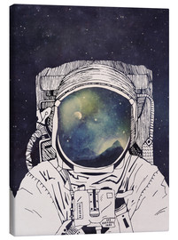 Canvas  Dreaming of Space - Tracie Andrews