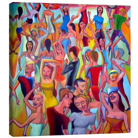 Canvas print  The dance - Diego Manuel Rodriguez