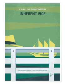 Premium poster Inherent Vice