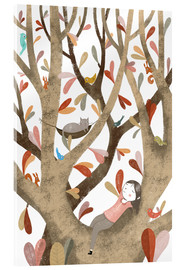 Judith Loske - In the Tree No 2