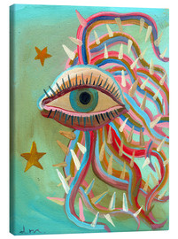 Canvas print  The Eye of God - Diego Manuel Rodriguez