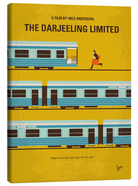 chungkong - No800 My The Darjeeling Limited minimal movie poster