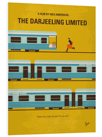 Foam board print  The Darjeeling Limited - chungkong