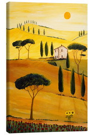 Christine Huwer - Colored Tuscany