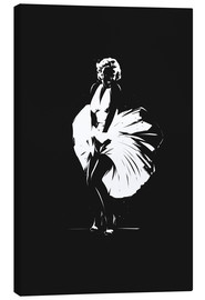 Canvas print  Marilyn Monroe - Tompico