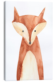 Canvas print  Fox - RNDMS