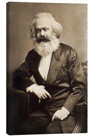 Canvas print  Karl Marx