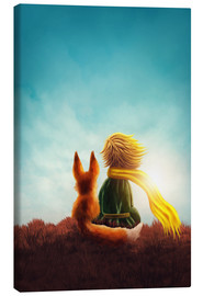 Canvas print  The Little Prince - Elena Schweitzer