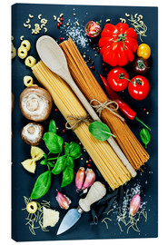 Canvas print  Italian kitchen
