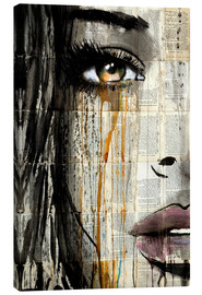 Canvas print  Silent jungle - Loui Jover