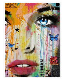 Premium poster  What is reality? - Loui Jover