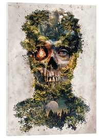 Acrylic glass  The Forest of Death - Barrett Biggers