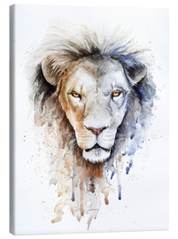 Canvas print  astrological sign Leo - Nadine Conrad