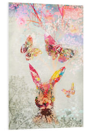 Forex  Butterflies and Hare - Ella Tjader