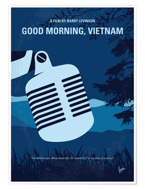 Premium poster Good Morning, Vietnam