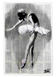 Premium poster  Her finest moment - Loui Jover
