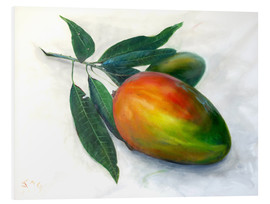 Foam board print  Sweet mango - Jonathan Guy-Gladding
