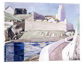 Acrylic print  The Lighthouse - Charles Rennie Mackintosh