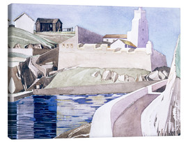 Canvas  The Lighthouse - Charles Rennie Mackintosh