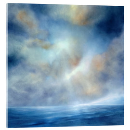 Acrylic print  Whenever you think it is no longer possible - Annette Schmucker