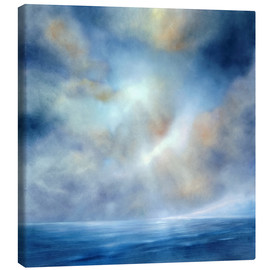Canvas print  Whenever you think it is no longer possible - Annette Schmucker