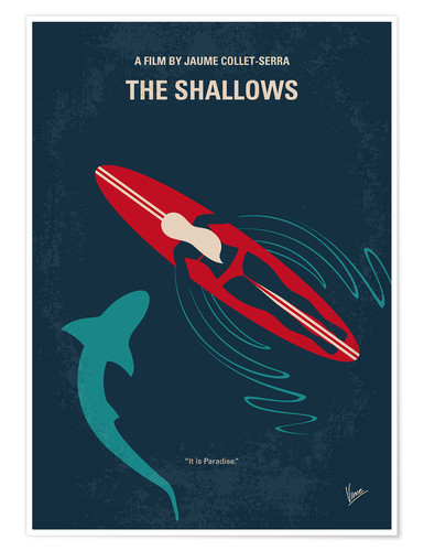 Premium poster The Shallows