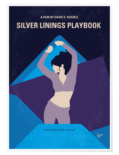 Premium poster Silver Linings Playbook