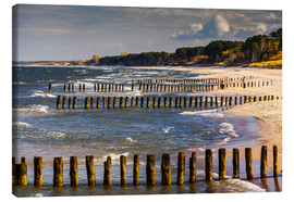 Canvas print  Beach Baltic Sea - Mikolaj Gospodarek