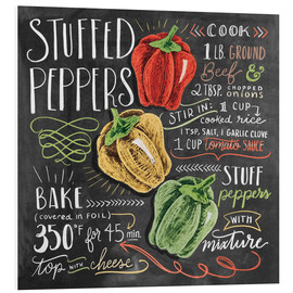 Forex  stuffed peppers - Lily & Val