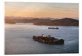 Matteo Colombo - Alcatraz island in the bay of San Francisco
