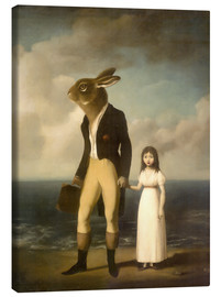 Canvas  Magic uncle - Stephen Mackey