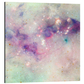 Aluminium print  The Colors Of The Galaxy - Barruf