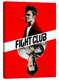 Canvas print  Fight Club - Paola Morpheus