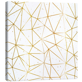 Canvas print  Golden times