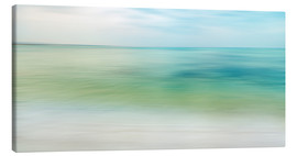 Canvas print  Charming sea - Hannes Cmarits