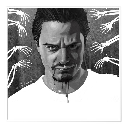 Premium poster mike patton