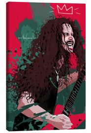 Canvas  dimebag darrel - Nino Cammarata