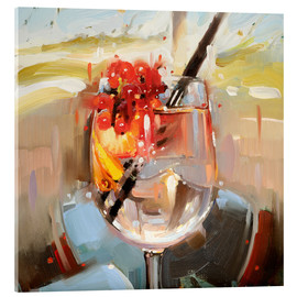 Acrylic print  5 o'clock - Johnny Morant