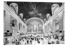 Sascha Kilmer - Grand Central Terminal, New York (monochrome)