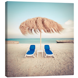 Canvas print  For you and me - Hannes Cmarits