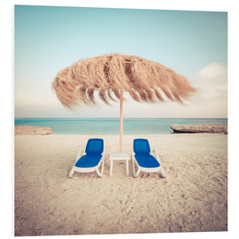 Foam board print  For you and me - Hannes Cmarits