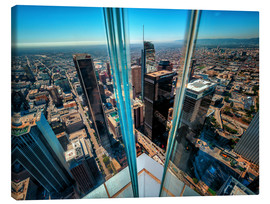 Canvas print  Los Angeles - Marcus Sielaff