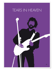 Premium poster Eric Clapton - Tears In Heaven