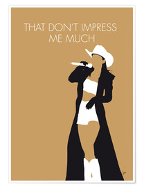 Premium poster Shania Twain - That Don't Impress Me Much